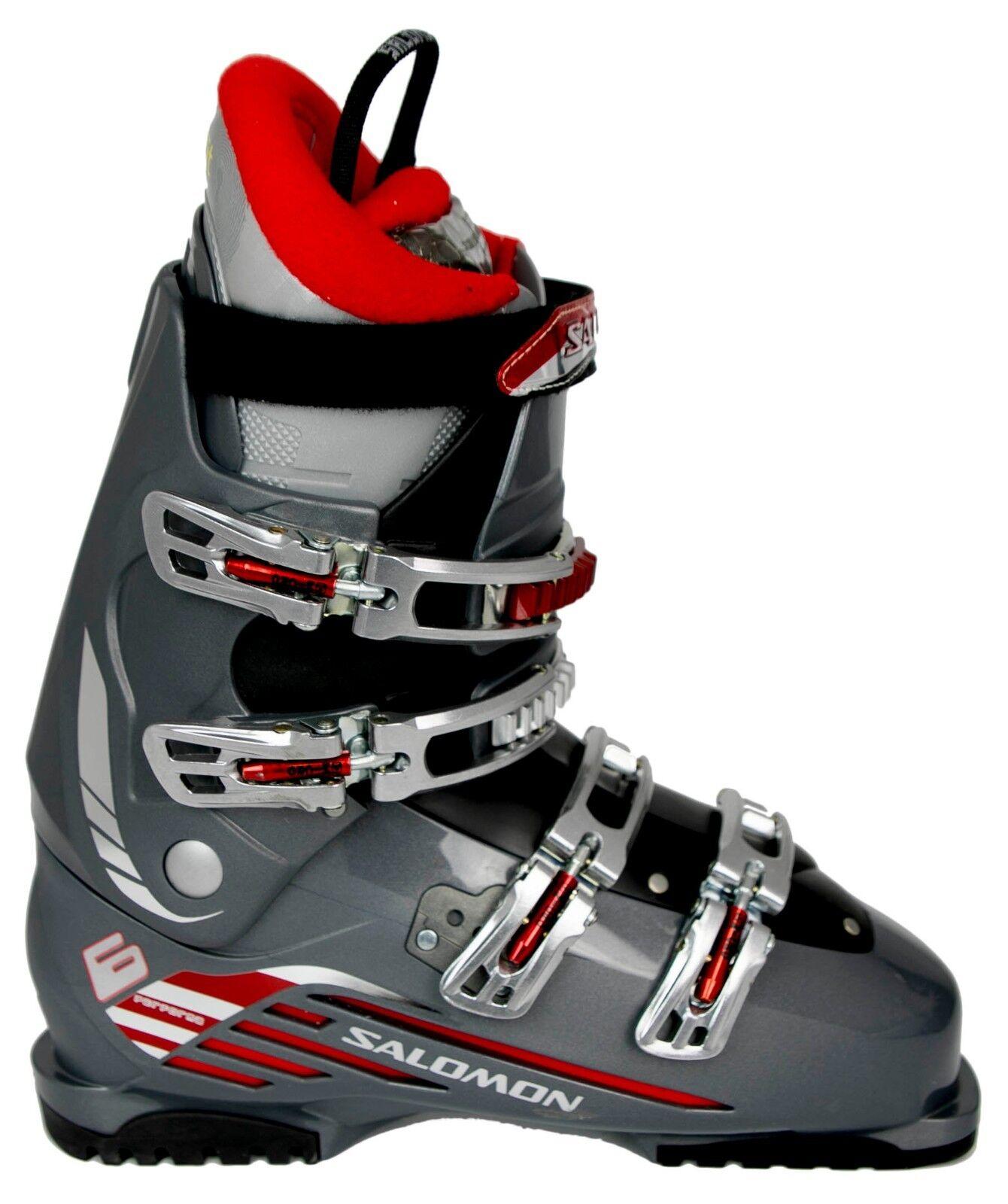 Nuevo modelo de 400  , Solomon performat 6, botas de esquí, Código Europeo 27,5, Código americano 9,5.