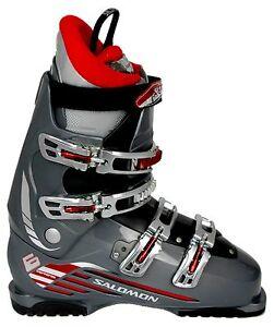 e1fab92cf2f NEW $400 Mens Salomon Performa 6 Ski Boots EUR Size 27.5 USA 9.5 | eBay