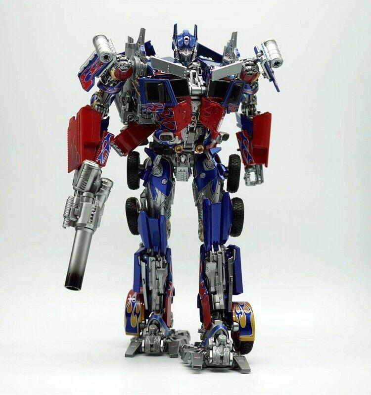 TRANSFORMERS - Optimus Prime LT02 mpm-04 Figura de Accion 25 cm Legendary Toys