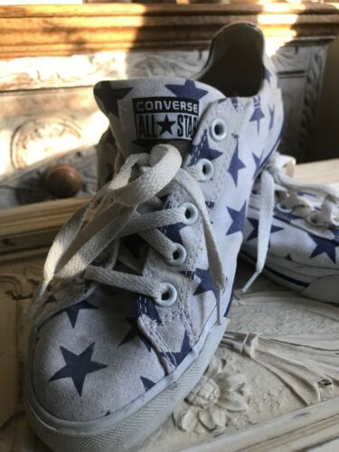 Rare Taille 5 Star 6 Converse Print rASrqf