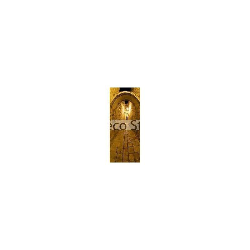 Adhesivo para Puerta Plana Callejuela 83x204cm Ref 101 5b77cc0074a1