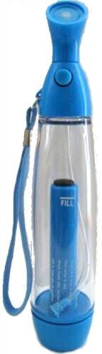 Wasserzerstäuber Erfrischungsspender Air Cooler Wassersprüher Zerstäuber - blau