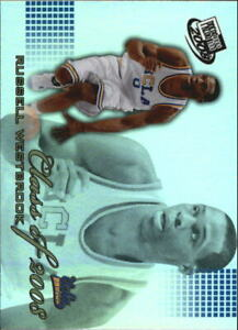 2008 Press Pass Class of 2008 #CL5 Russell Westbrook - NM-MT