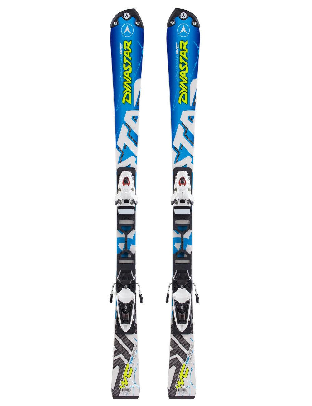Neue Kinderski sport Ski Dynastar Team OmeGlass WC RaceFlexJR+ Look NX JR7 125cm