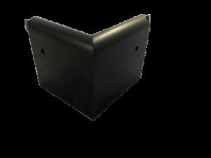 Gutter Drip EPDM Rubber Roofing Edge Trim for Flat Roofs External Corner