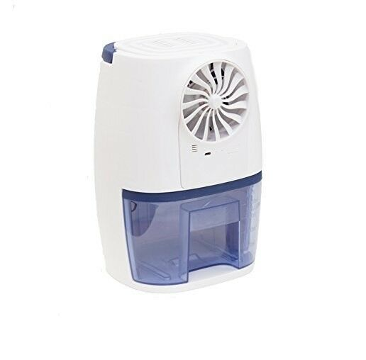 Kontrol Cordless Rechargeable Turbo 2 Fan Assisted Dehumidifier Humidity Sensor