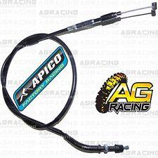 Apico Black Clutch Cable For Honda CRF 450R 2002-2004 02-04 Motocross Enduro MX