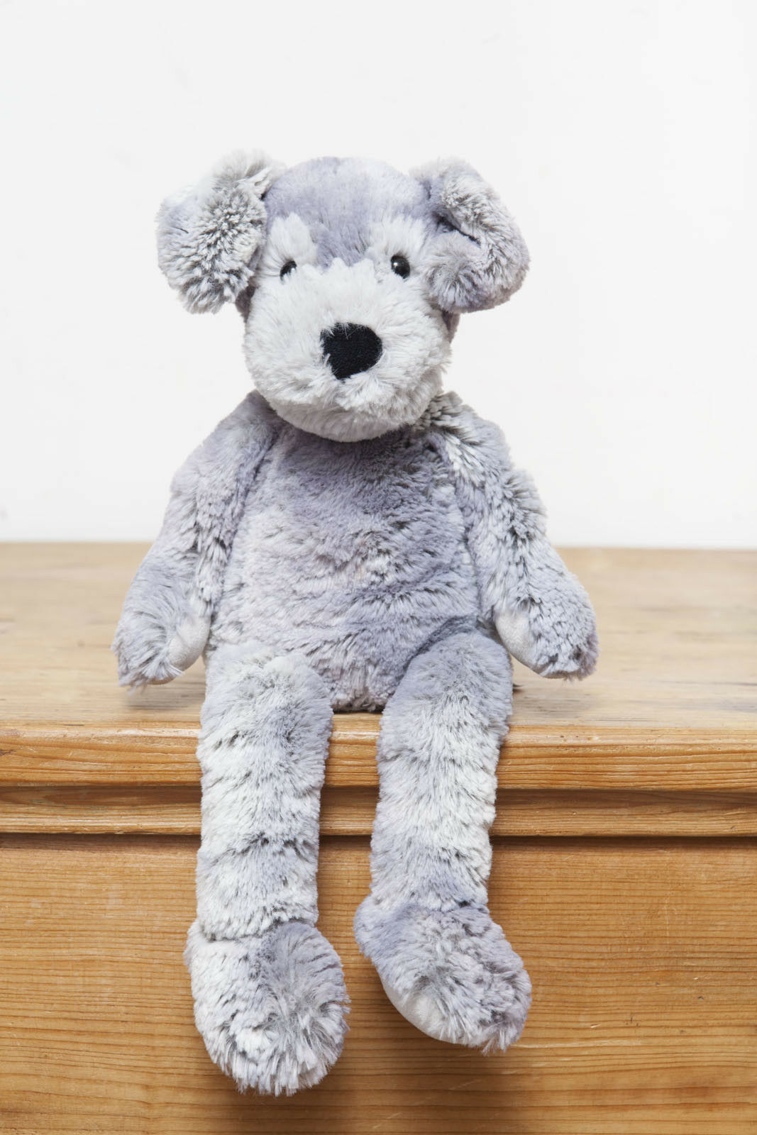 Jellycat Puddle Mutt   Dog   Puppy   Wolf