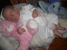 "Reborn baby girl doll "" EMBER by Tasha Edenholm"" Look So Real 18"" Lay away offer"