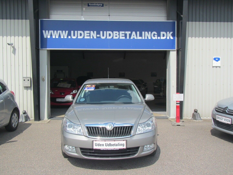 Skoda Octavia 1,6 TDi 105 Elegance