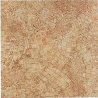 Vinyl Floor Tiles Self Adhesive Peel And Stick Mosaic Basement Flooring 12x12