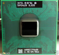 SLGFD Intel Core 2 Duo P8600 CPU Processor 2.4 GHz 1066 MHz tested ok.