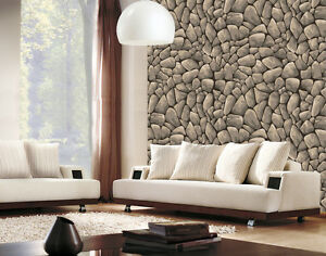 Details About Rock Stone Design Wallpaper Peel Stick Adhesive Wallpaper Furniture Roll
