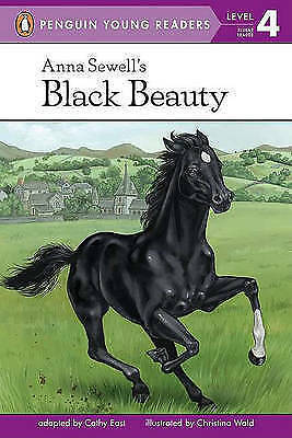 1 of 1 - Anna Sewell's Black Beauty (Penguin Young Readers, L4)-ExLibrary