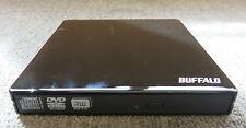 DVSM-Buffalo pn58u2vb Nero Esterno DVD + RW Portable multidrive unità USB