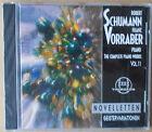 Robert Schumann - The Complete Piano Works Vol.11 - Franz Vorraber CD neu & OVP