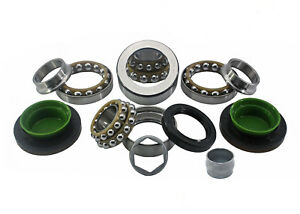 BMW 1 Series 116i 120i OEM Diff Bearing /& Seal Rebuild Kit Type 168L 118i