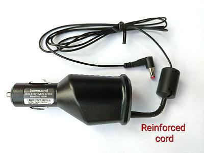 SXDPIP1 Sirius XM Satellite Radio 5 Volt Car Power Adapter PowerConnect New