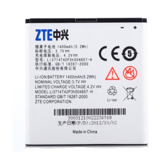 Batterie Origine  LI3714T42P3H504857 pour ZTE CONCORD V768 d'occasion