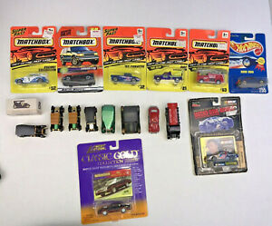 15-Nueva-Usada-Matchbox-Hot-Wheels-RD-Johnny-Lightning-Die-Cast-Lote