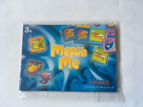 UNISET Kinder Reise Beschäftigung Geburtstag Party Sticker Puzzle Spiele Set