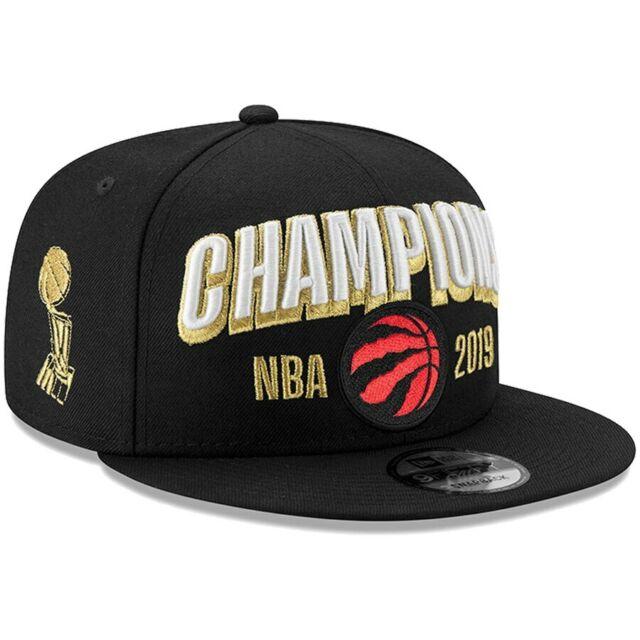 premium selection 7ef47 0b7ff Toronto Raptors New Era 9FIFTY NBA Finals Locker Room Champions Snapback  Hat Cap