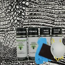 New Listinghydrographic Film Water Transfer Hydro Dipping Activator Paint Kit Alligator