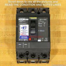 Square D HGL36110H83SOLU Breaker, 110 Amp, Shunt Trip, Lug to Lug, NEW!