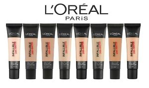 Loreal-L-039-Oreal-Infallible-24H-Matte-Foundation-35-ml-Please-Choose-Shade
