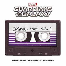 Marvel's Guardians of the Galaxy: Cosmic Mix, Vol. 1 by Various Artists (Cassette, Nov-2015, Hollywood)