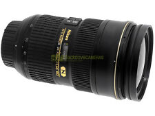 Nikon AF-S obiettivo Zoom Nikkor 24/70mm. f2,8 G ED full frame. Garanzia 12 mesi