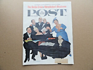 Saturday-Evening-Post-Magazine-December-16-1961-Complete