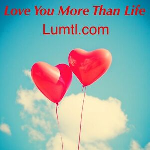 Lumtl.com (Love You More Than Life) Premium Domain Name for Sale
