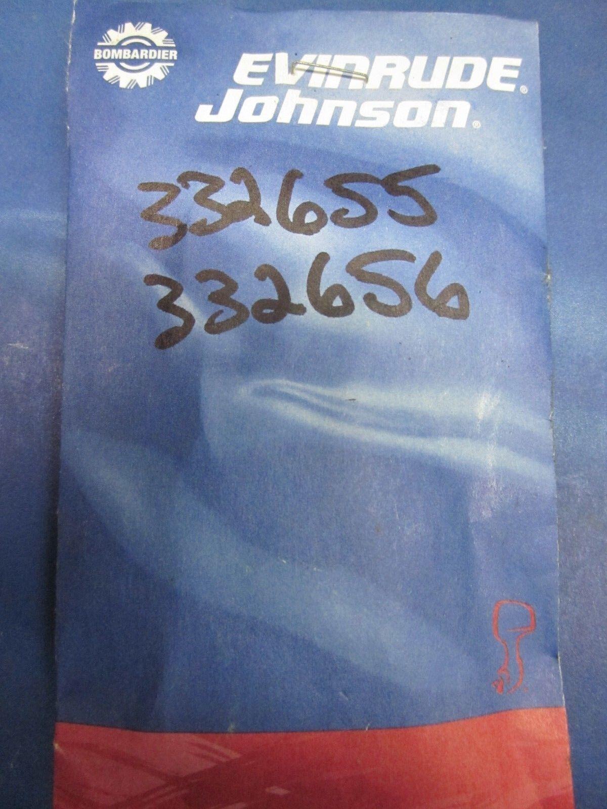 Evinrude Johnson Shifter Spring 0324624 4 5 6 7.5 8 HP 2 Stroke 1980-2005