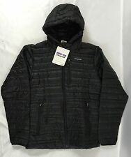 Patagonia Men's Jacket Ultralight Down Hoody 800 Fill Down Black Size XS