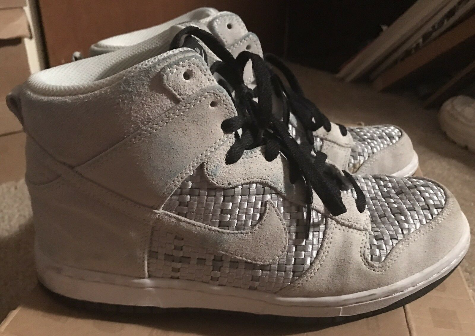 New shoes for men and women, limited time discount Nike Dunk High Premium Men's 9.5 Price reduction