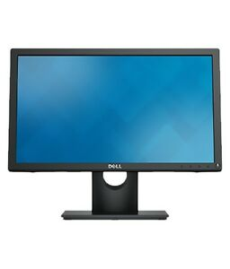 Dell E1916hv/D1918H 18.5 inch LED Backlit Monitor-with 3 Yr Warranty