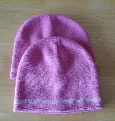 2 X Rosa Matalan Inverno Cappelli- Forte Imballaggio