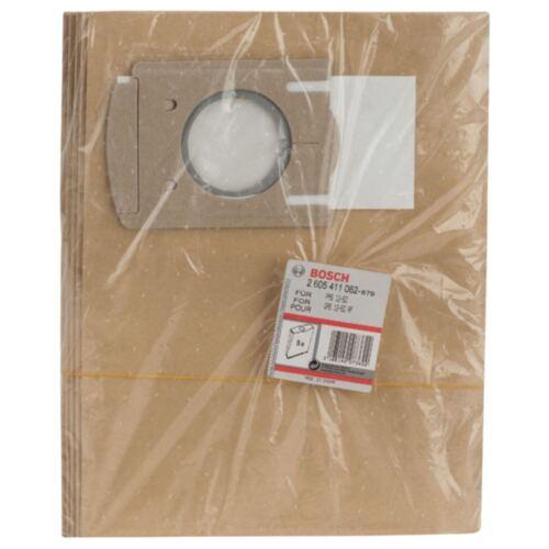 Bosch Papier Filtre sachet adapté aux gaz 12-50 RF; pas 12-50 F