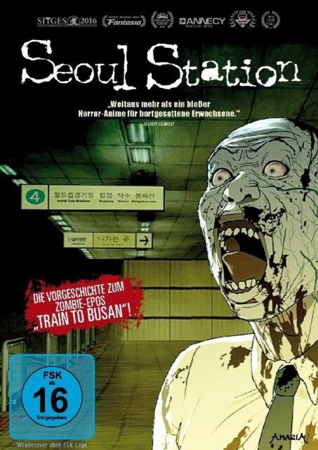 SEOUG-RYONG/FRIEDE,FRANCISKA/LEE,JOON RYU - SEOUL STATION   DVD NEUF