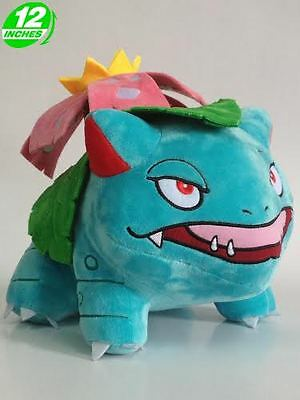 Pokemon Inspired Venusaur Plush Doll