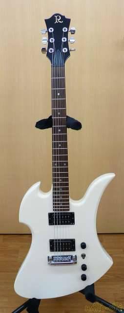 B.C. B.C. B.C. RICH NJR MOCKINBIRD Guitarra Eléctrica blancoa Con Estuche Blando Envío Gratuito  preferente