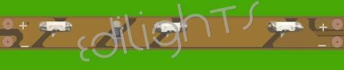 5CM STRIP SIDEVIEW 335 12V IP33 LUCE VERDE GREEN