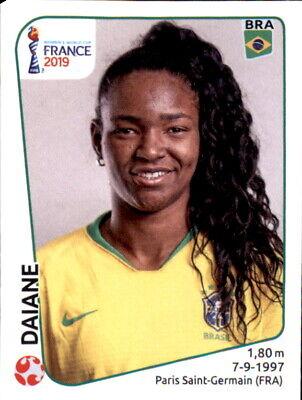 GüNstiger Verkauf Panini Frauen Wm 2019 Sticker 223 - Daiane - Brasilien