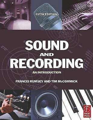 Sound and Recording, Fifth Edition: An Introduction-ExLibrary