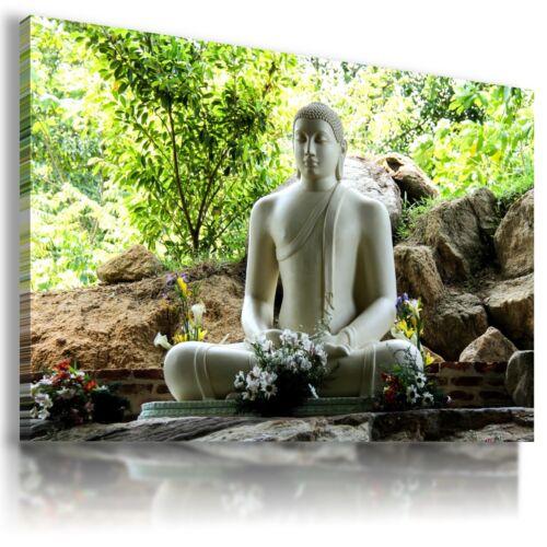 Thailand TREES GOLDEN Gautama Buddha Canvas Wall Art Picture  BB13 MATAGA .