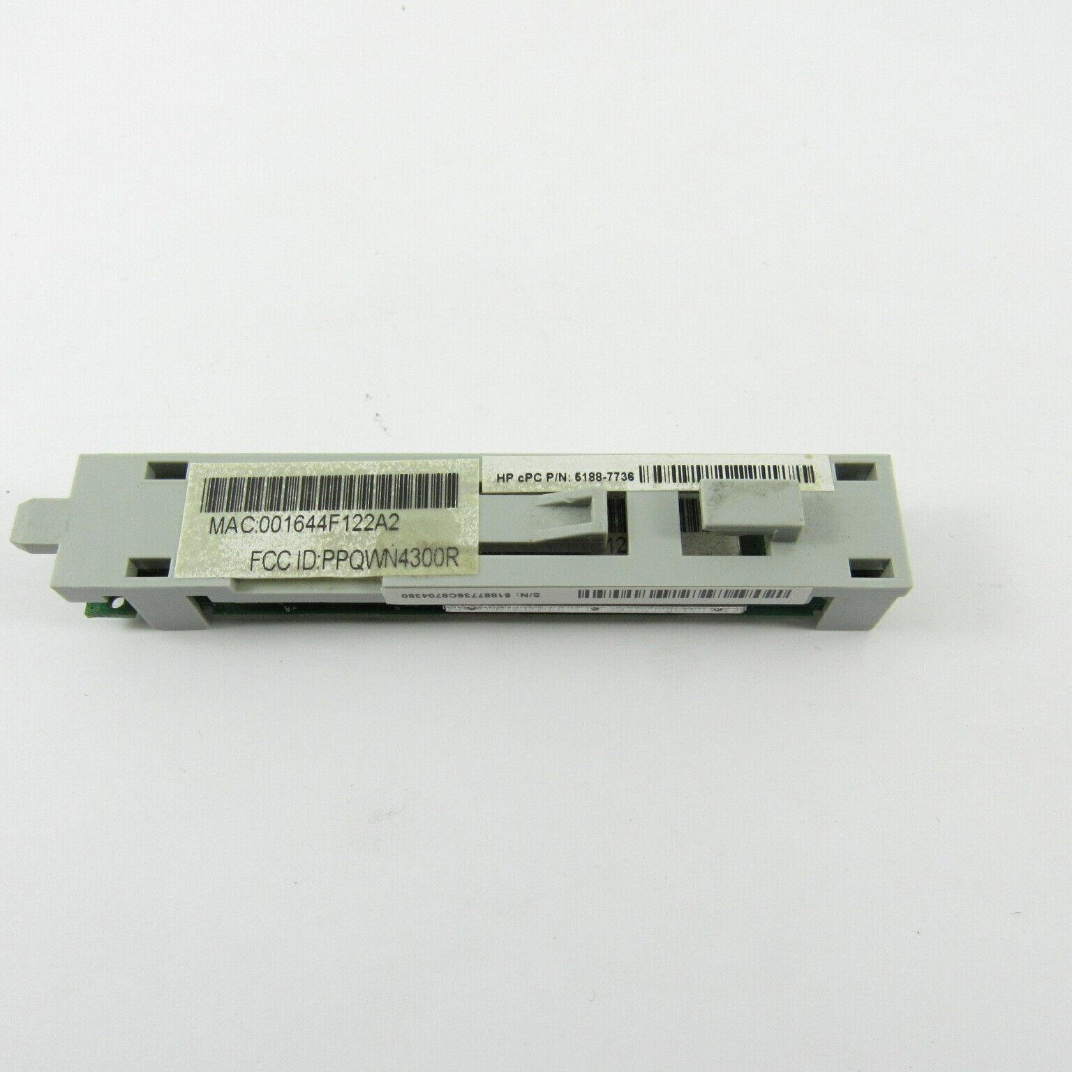 USB 2.0 Wireless WiFi Lan Card for HP-Compaq Pavilion Slimline S5570t