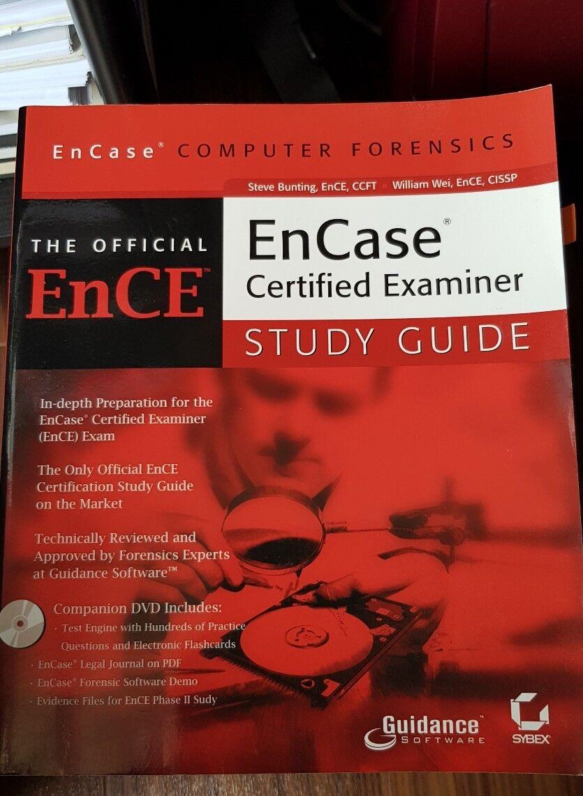 Encase Computer Forensics The Official Ence Encase Certified
