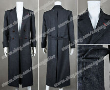 The Abominable Bride Sherlock Holmes Cosplay Costume Just Trench Coat Sherlock