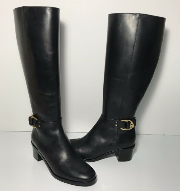 3c4e287a2ef Tory Burch Marsden Boot BOOTS Black Size 7.5 for sale online